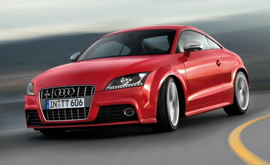 2009 Audi Tts Coupe Tts Roadster