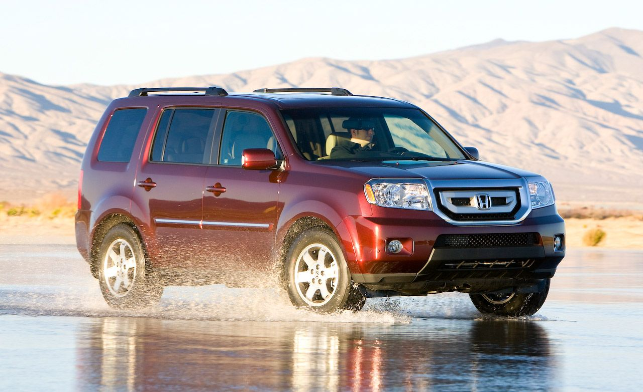 2009 Honda Pilot  First Drive Review  Reviews  Car and Driver
