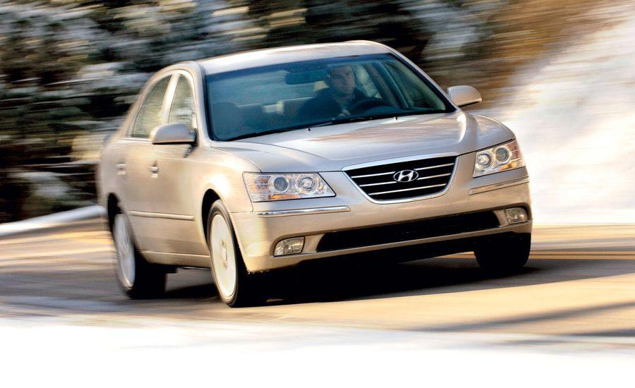 2009 Hyundai Sonata SE V6