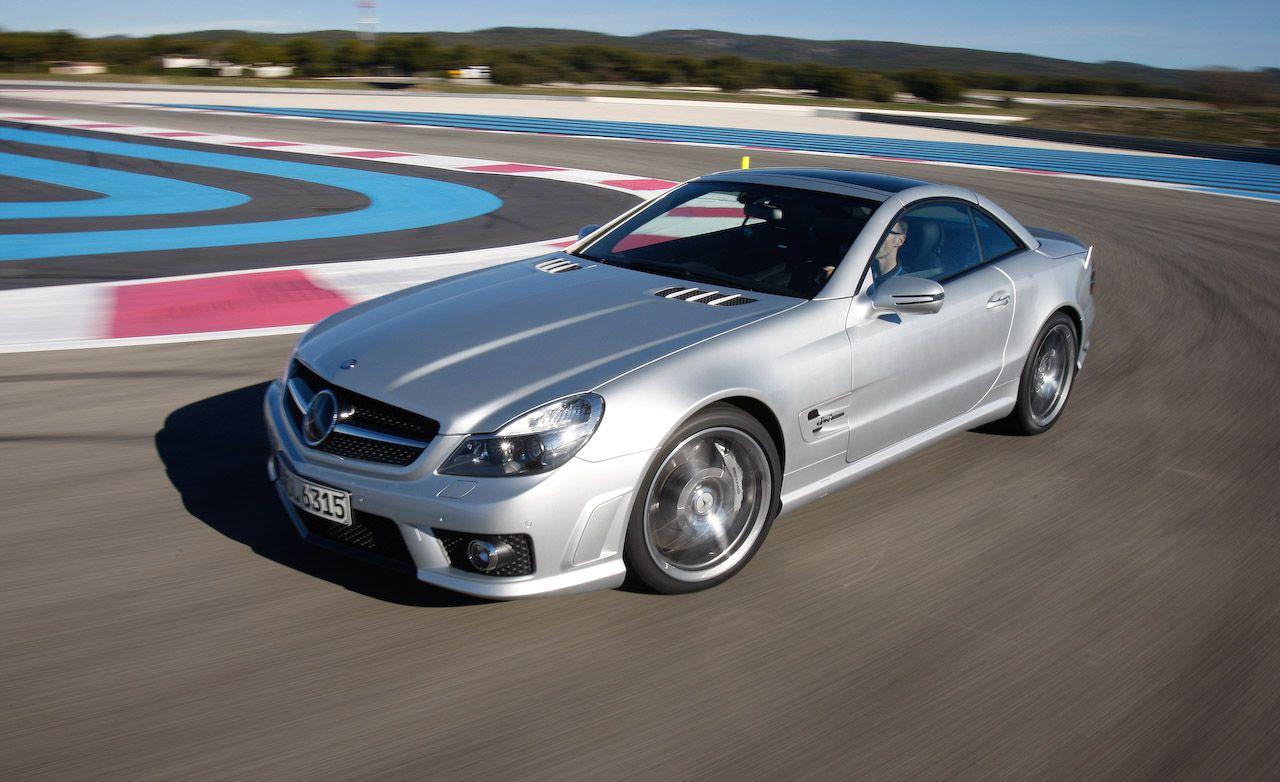 Mercedes Benz 2007 mercedes benz sl55 amg : Mercedes-Benz SL55 AMG