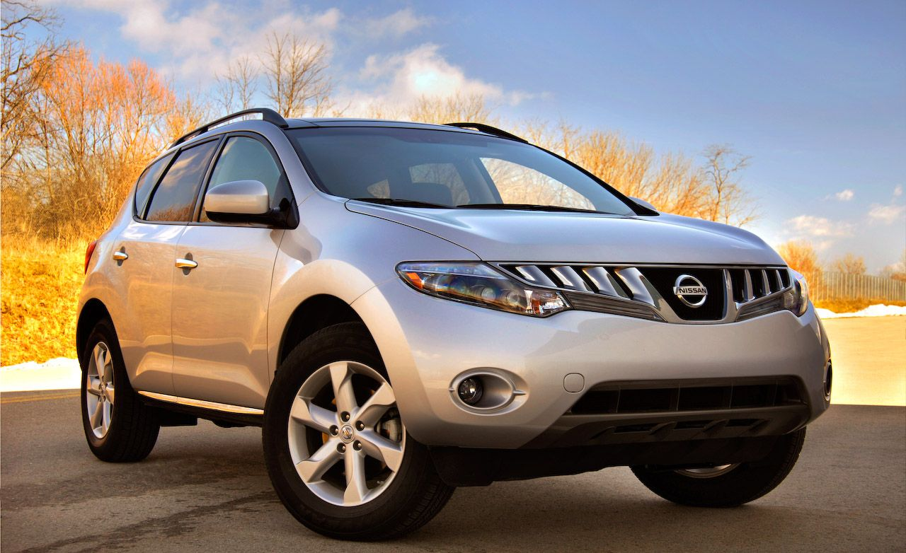 Smart Choice Auto >> 2009 Nissan Murano SL AWD
