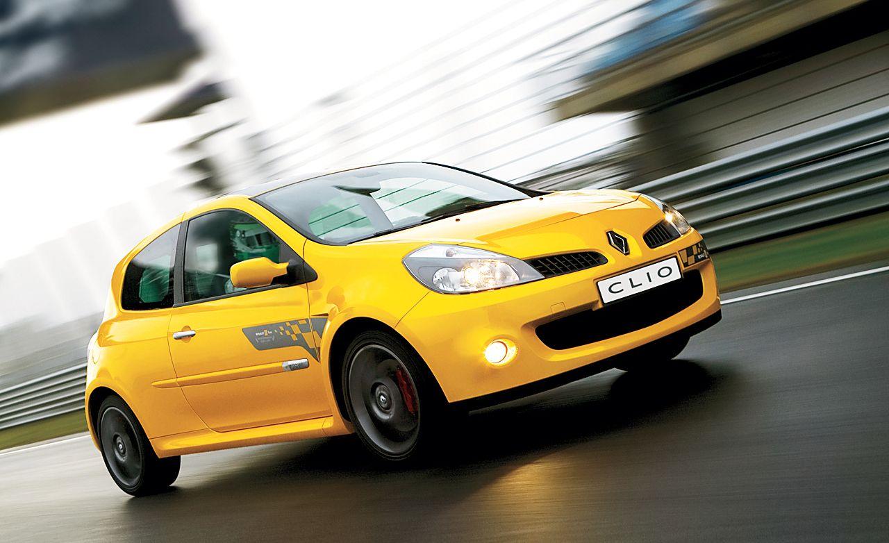 Clio Renaultsport 197 F1 Team R27