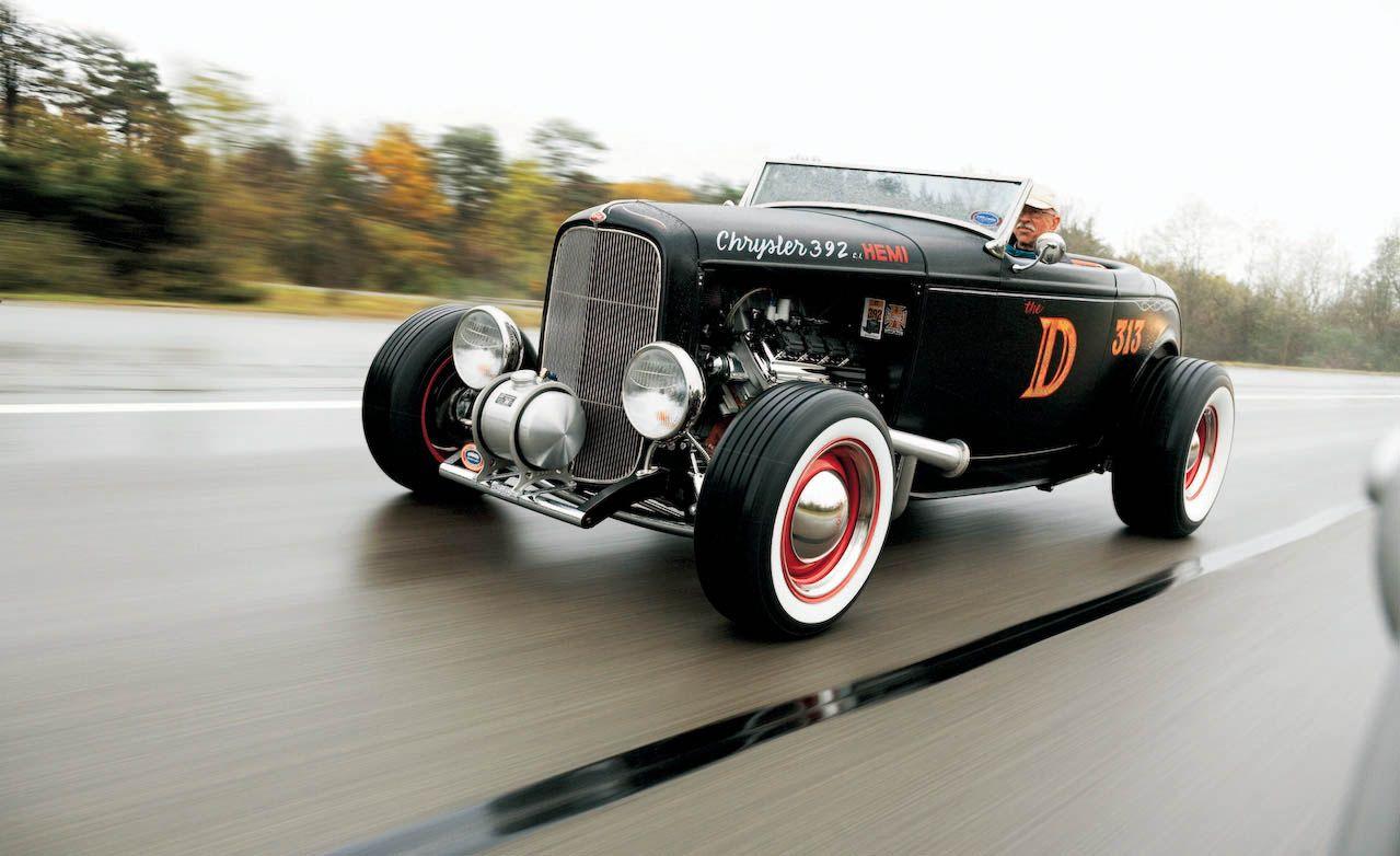 Deuce Highboy Roadster