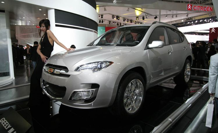 Beer Goggles at the 2008 Beijing Auto Show: 5 Chinese Cars Ready for America