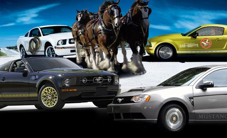 Five Future Mustangs We'd Like to See