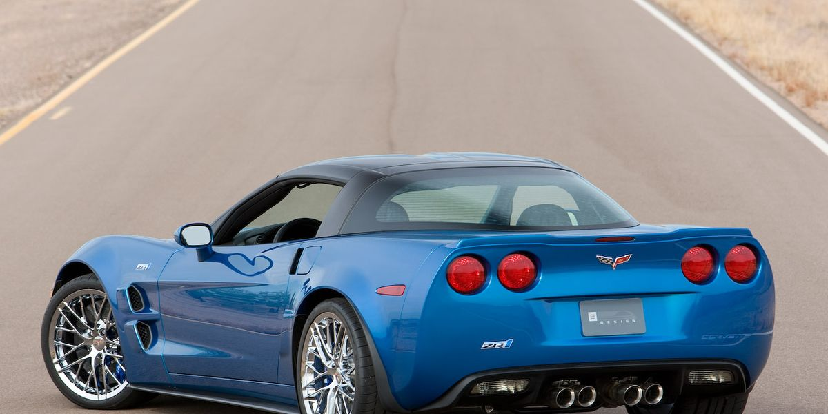 2009 Chevrolet Corvette Zr1 Priced At 105000