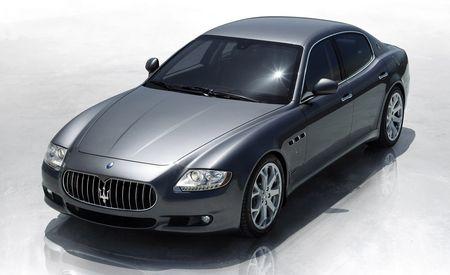 2009 Maserati Quattroporte / Quattroporte S