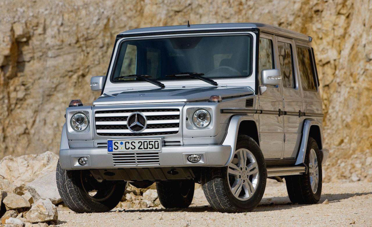 2009 Mercedes-Benz G550 / G55 AMG / G-Wagen / G-Class