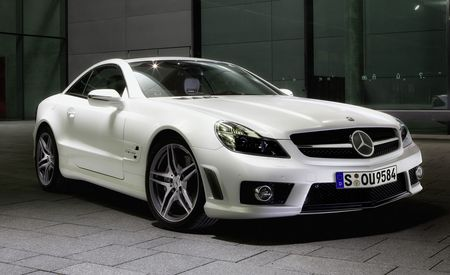 2009 Mercedes-Benz SL63 AMG IWC Edition