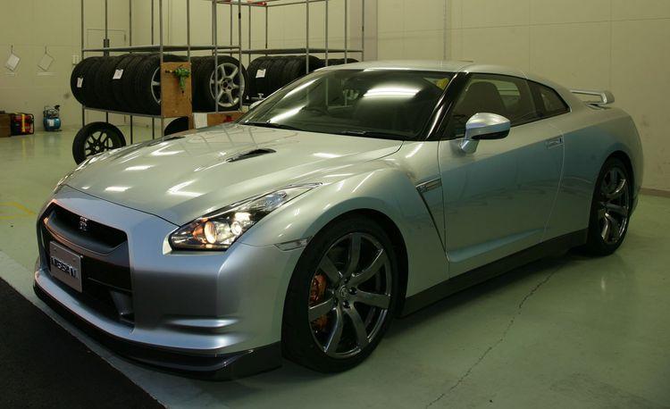 2009 Nissan GT-R Arriving in U.S. Showrooms