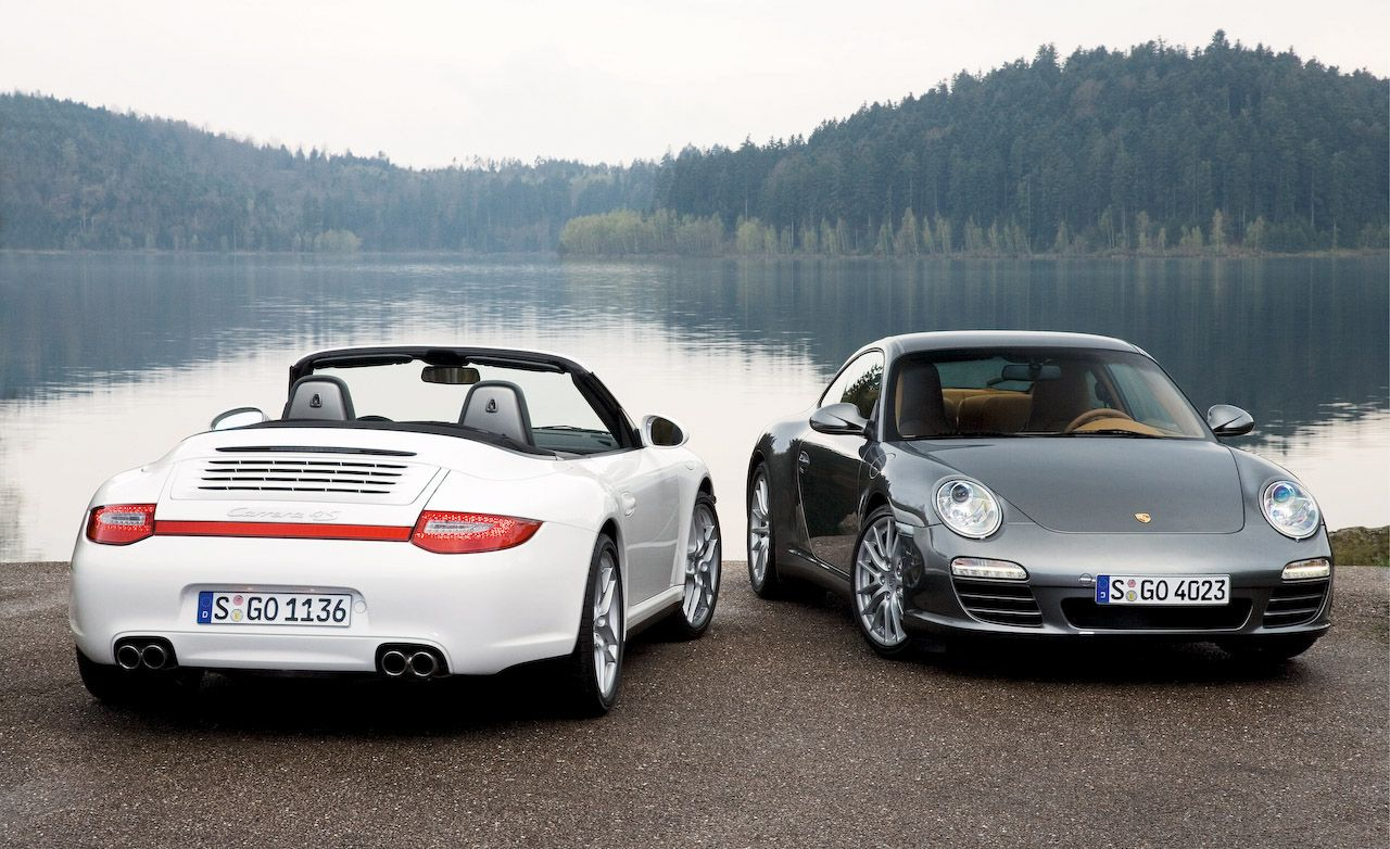 Worksheet. 2009 Porsche 911 Carrera 4 and Carrera 4S Coupe and Cabriolet