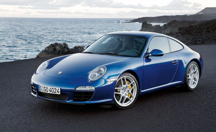 2009 Porsche 911 Carrera - Official Photos and Info