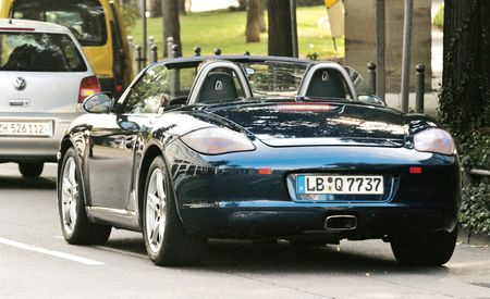 2009 Porsche Boxster and Cayman