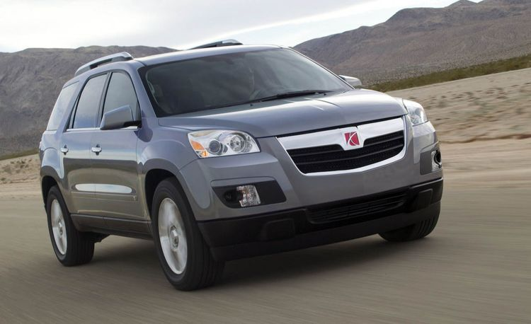2009 Saturn Outlook, GMC Acadia, Buick Enclave to Get Direct-Injection V6