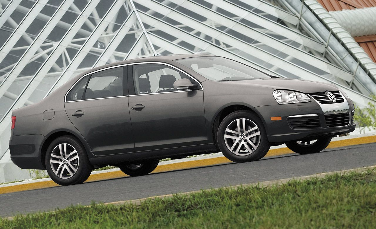 2009 Volkswagen Jetta TDI Diesel Rated at 41 MPG Highway, Starts at $22,640