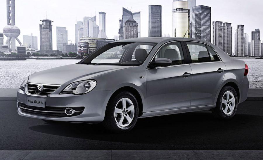 2009 Volkswagen New Bora and Lavida