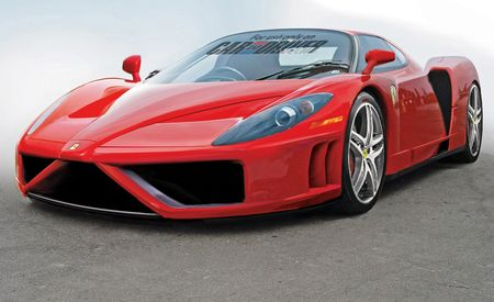 2010 Ferrari Millechili