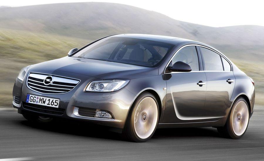 2010 Saturn Aura / Opel Insignia