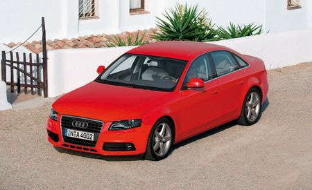 Audi 3.0 TFSI V-6 Could Power 2009 A6, 2010 S4