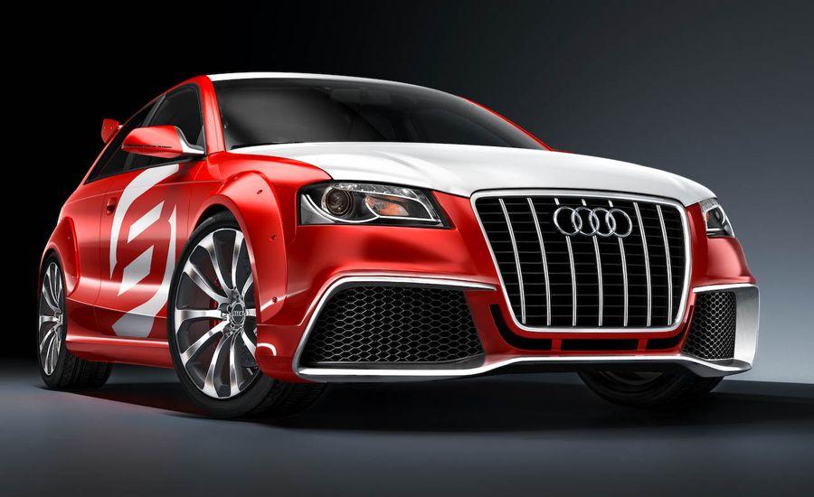Audi A3 Clubsport Concept