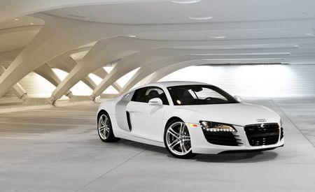 Audi R8 Sport Under Consideration