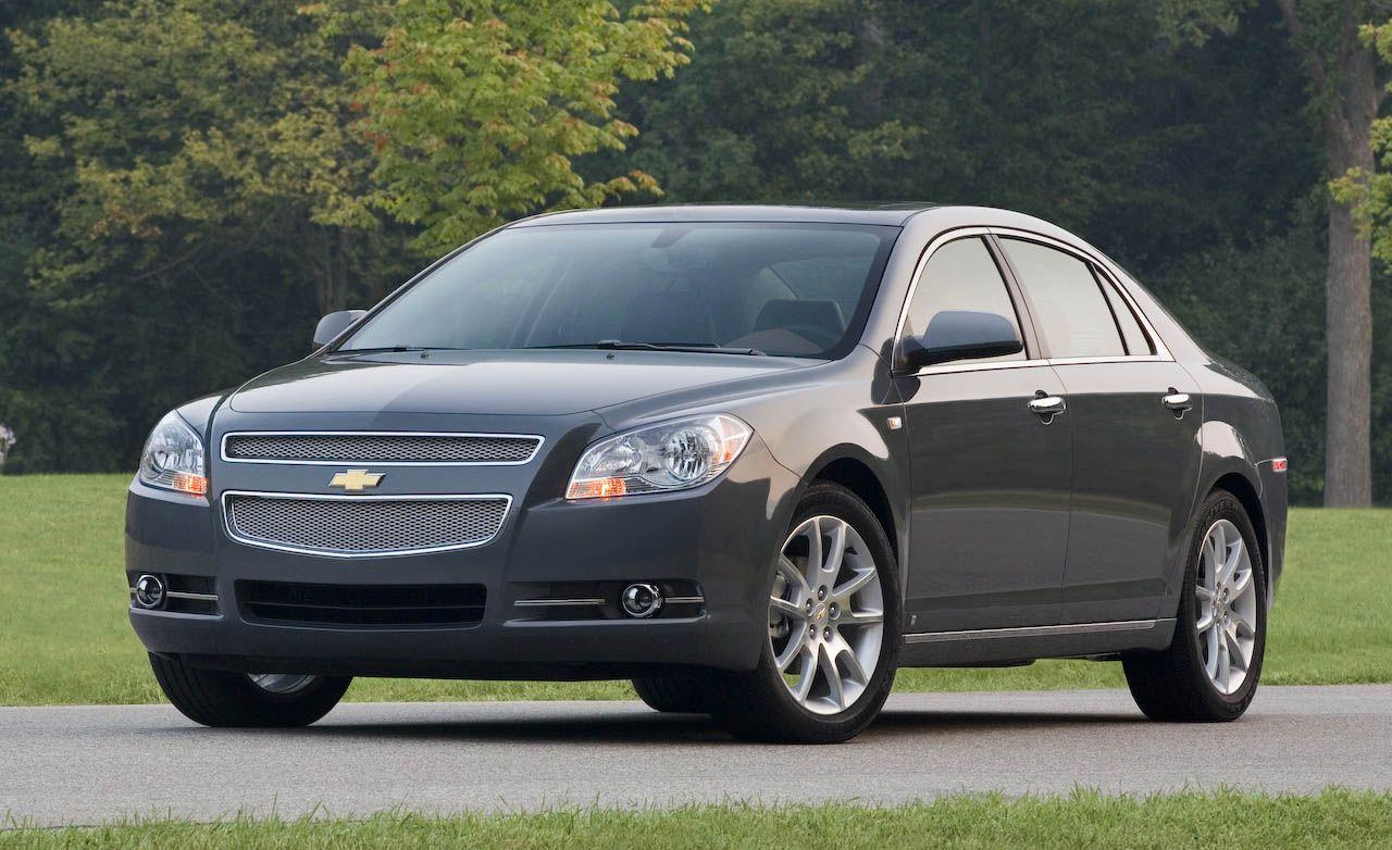 Chevrolet Launches More Fuel-Efficient 2008 Malibu LTZ
