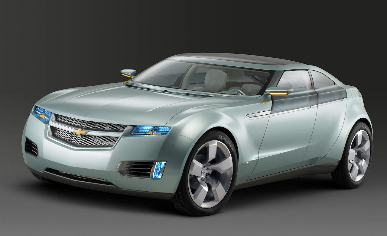 Chevrolet Volt a Go, But GM Cutting Trucks and Deciding Fate of Hummer