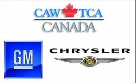 Chevy Impala, Buick LaCrosse, Chrysler 300 Among Product Commitments in New CAW Contracts