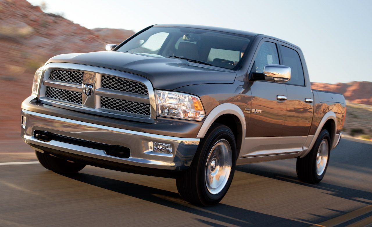 Dodge Ram To Get Diesel And Hybrid Powertrains In 2010 Srt Variant Not Likely