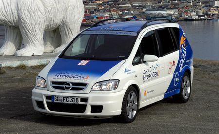 GM's Fuel-Cell-Vehicle Development Plan