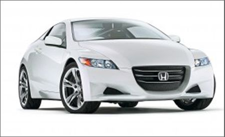 Honda to Add Three New Hybrids: 2010 Fit, CR-Z, and Small Hatchback