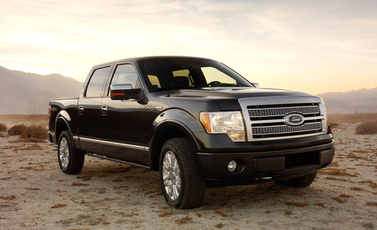 U.S. to Get 2011 Euro Focus; 2009 Ford F-150 Delayed