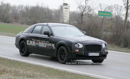 "2010 ""Baby"" Rolls-Royce (RR4)"