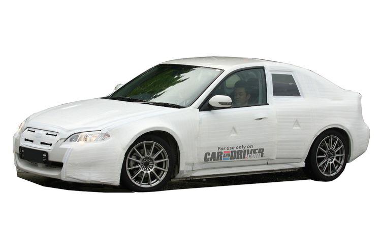 2011 Subaru / Toyota Rear-Wheel-Drive Sports Coupe