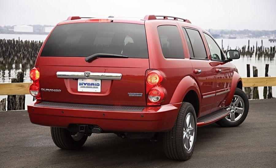 2009 Dodge Durango Hybrid / Chrysler Aspen Hybrid