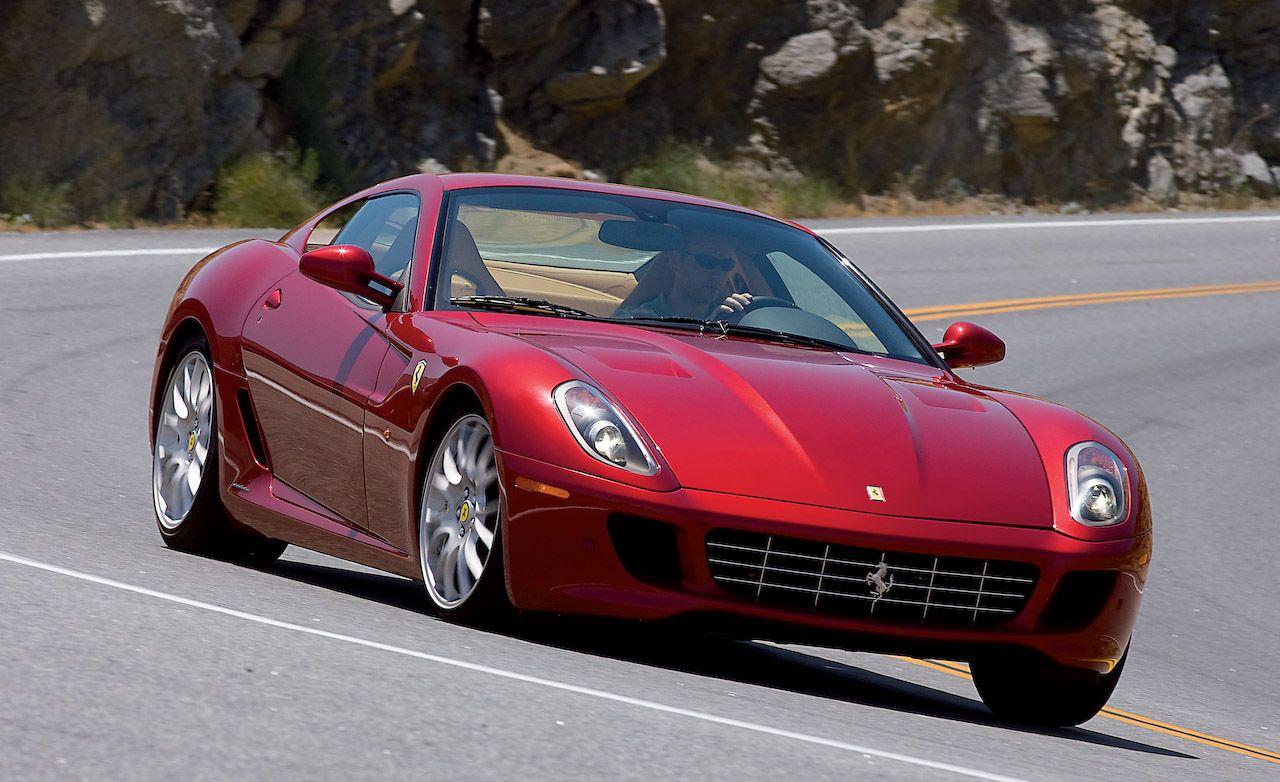 2009 Ferrari 599GTB Fiorano