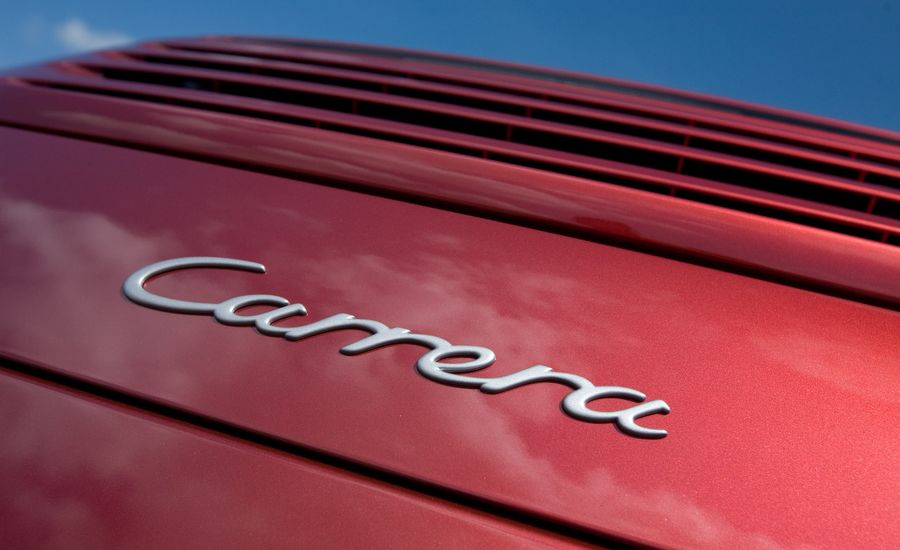 2009 Porsche 911 Carrera and Carrera S