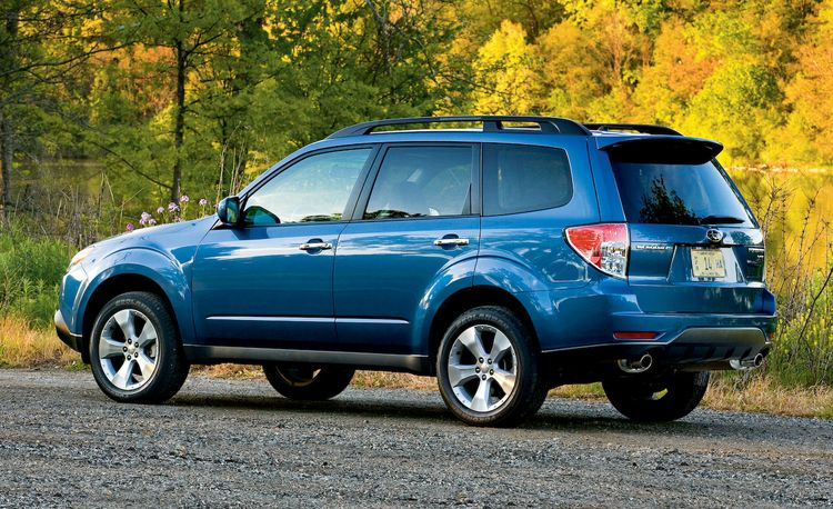2009 Subaru Forester 2.5XT Limited