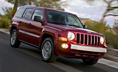 2008 Jeep Compass / Patriot