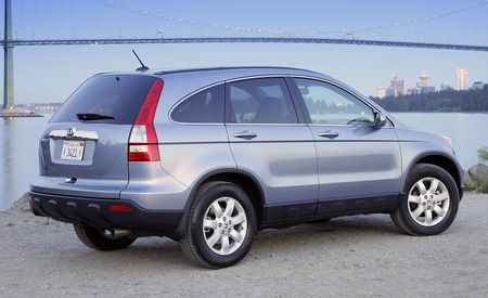 2007 jeep compass limited 4x4 for Jeep compass vs honda crv