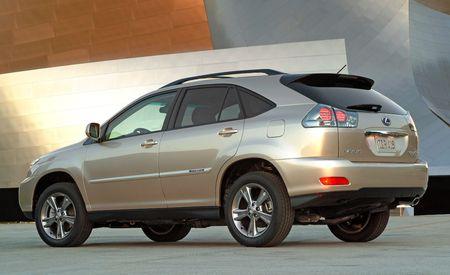 2008 Lexus RX400h