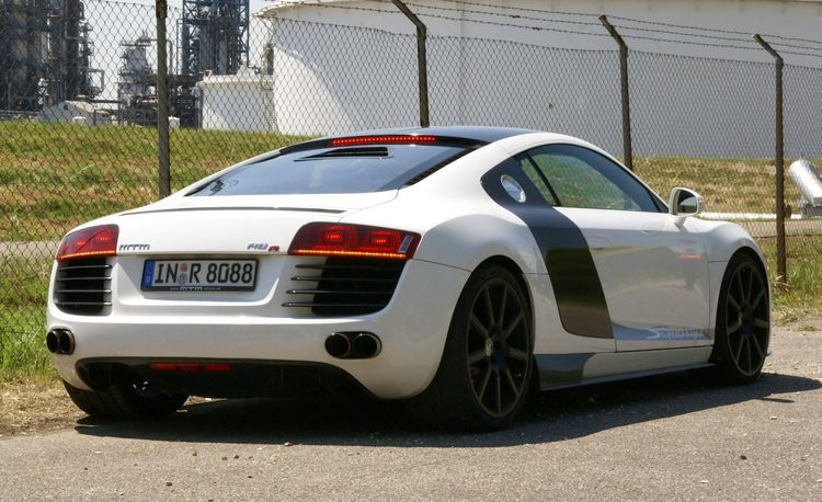 2008 MTM Audi R8 Supercharged