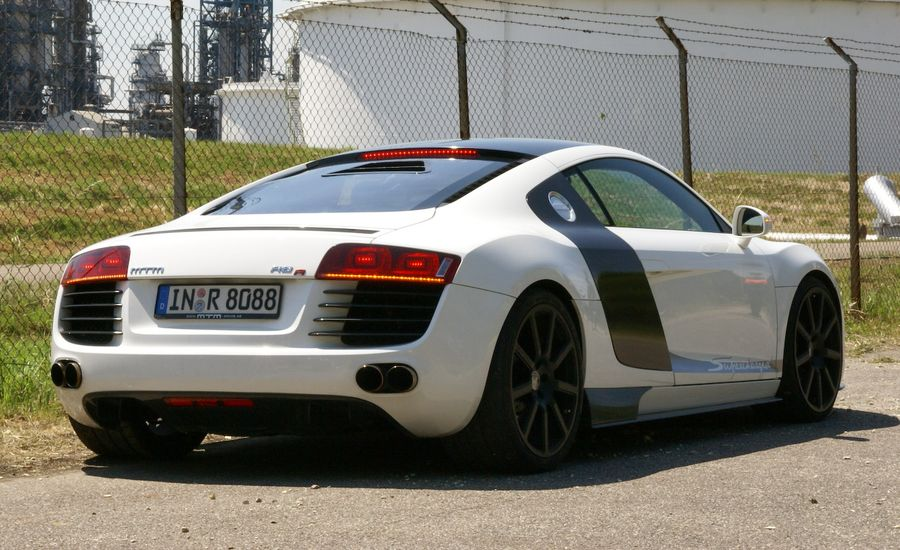 2008 MTM Audi R8 Supercharged