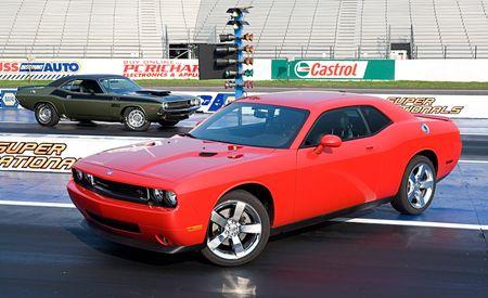 2009 Dodge Challenger SE / R/T / SRT8