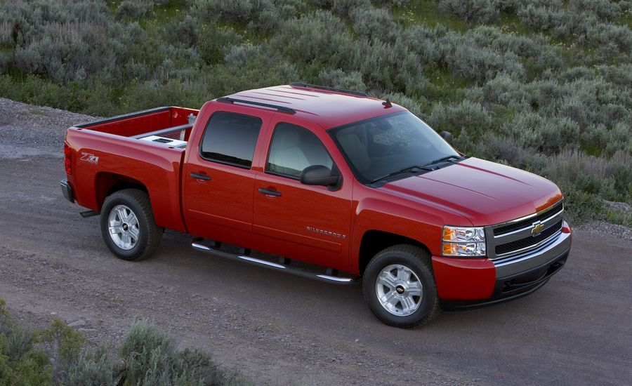 2008 Ford Ranger/Mazda B-series and 2008 Chevrolet Silverado 1500