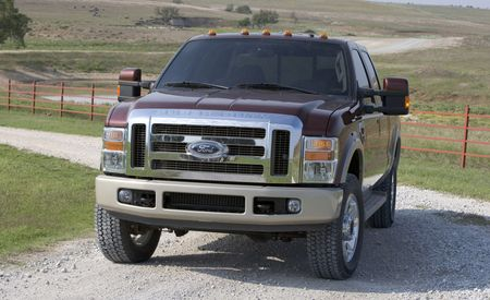 2008 Ford F-250
