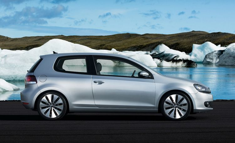 2009 Volkswagen Golf / Rabbit