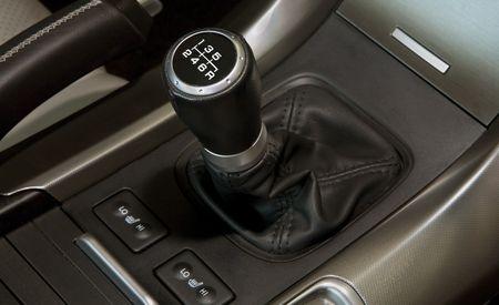 2010 Acura TL SH-AWD Manual