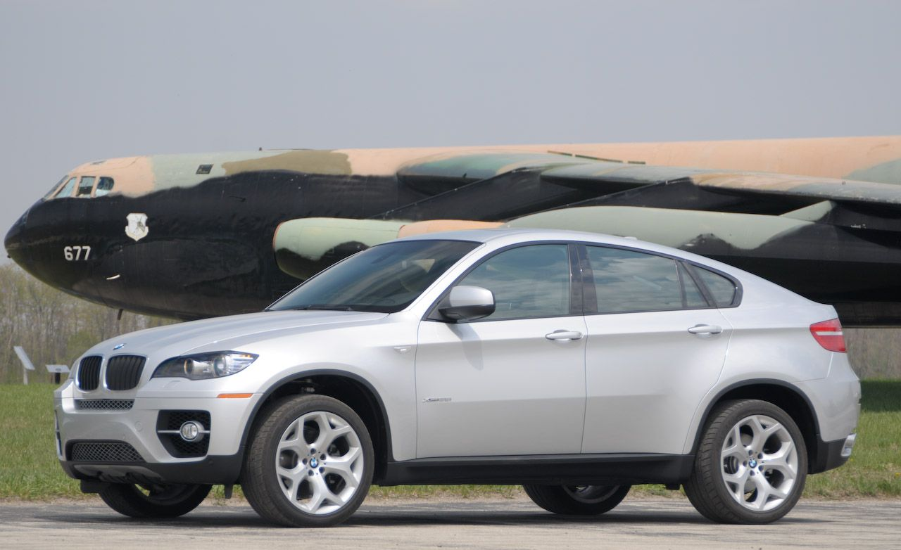 2008 bmw x6 xdrive35i short take road test reviews car and driver