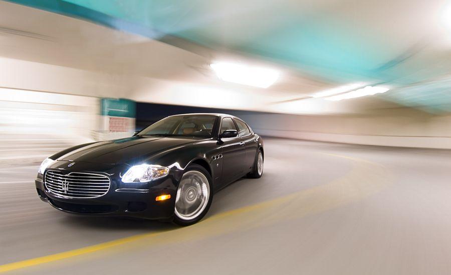 2008 Maserati Quattroporte Automatica